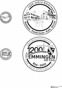 Jubiläumsmünze